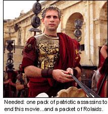 Caesar miniseries